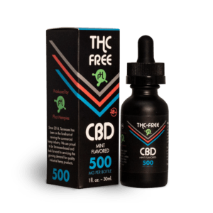 Phat Hempies THC-Free 500mg